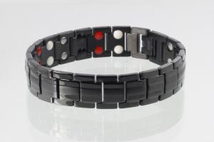 TE8901BL - Titan-Energiearmband schwarz
