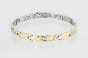 8011B - Magnetarmband bicolor